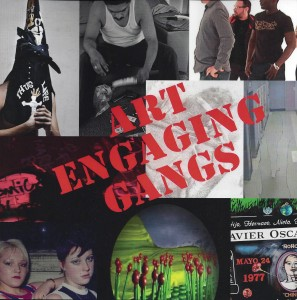 Art Engaging Gangs